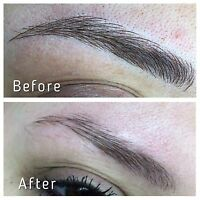 50% off phibrows microblading only $150