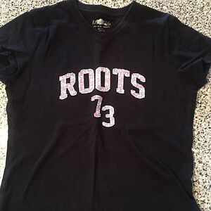 Roots, Guess, Dex girls shirts