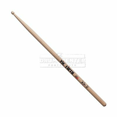 Steve Jordan Sticks - Vic Firth Signature Drum Stick - Steve Jordan - Video Demo