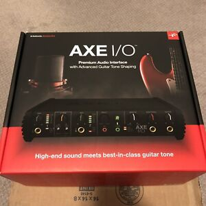BRAND NEW IK AXE I/O Interface