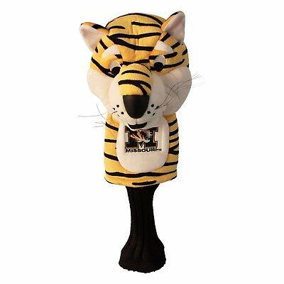 Team Golf NCAA Missouri Tigers Mascot Driver Headcover - 24913 Missouri Mascot Headcover