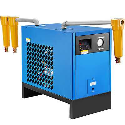 Vevor 75 Cfm Refrigerated Compressed Air Dryer 110v 60hz Air Dryer With Filter