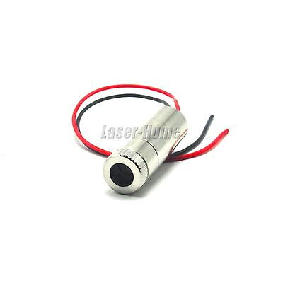 Focusable 650nm 20mw Red Laser Dot Diode Module W Drive In 12x35mm