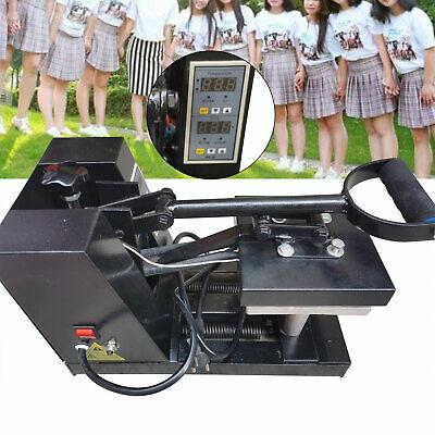 Small Heat Press Equipment 15cm15cm Compact Heat Transfer Machine 110v Usa
