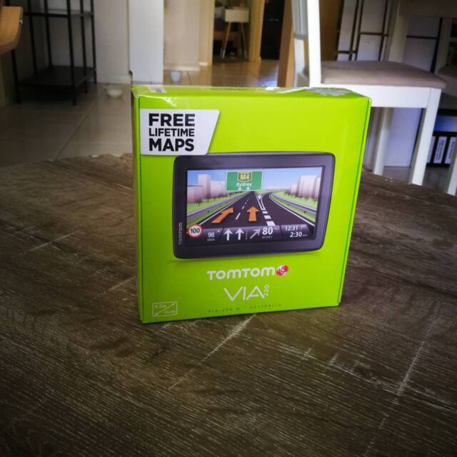 Tomtom 4eh44 maps