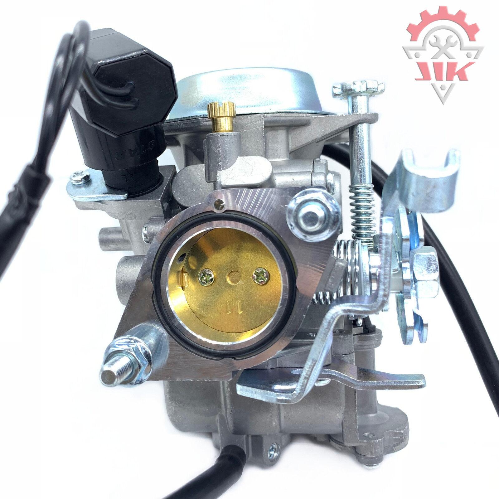 Details about Manco Talon Carburetor Linhai 260 300 260CC Carb for ATV  Bighorn Linhai ATV UTV