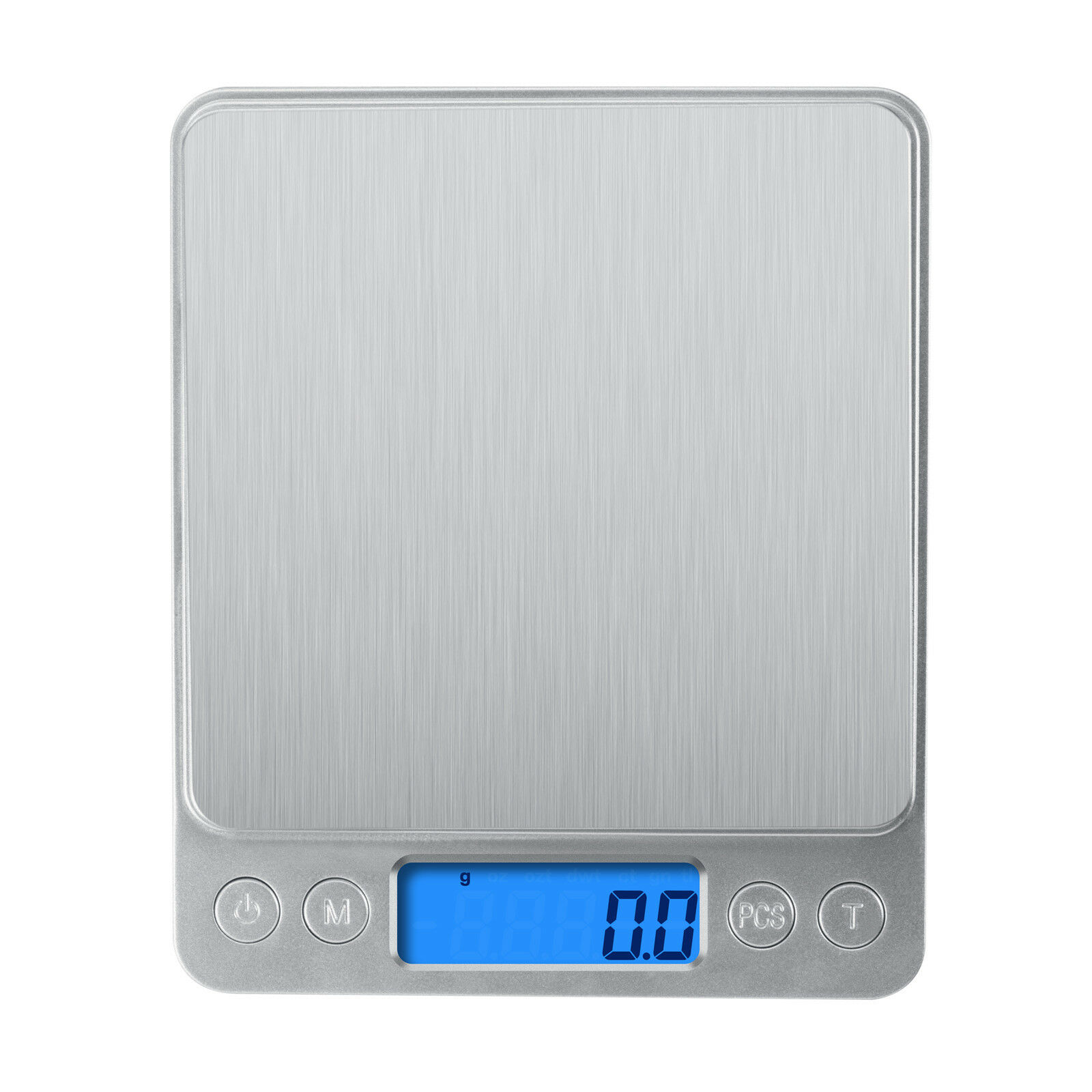 Digital Scale 3000g x 0.1g Jewelry Gold Silver Coin Gram Poc