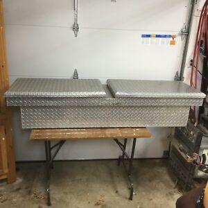 Full size truck toolbox