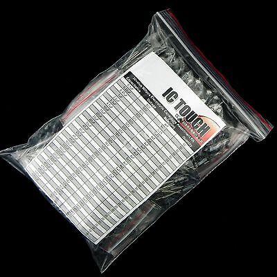 30value 900pcs Electrolytic Capacitor Assortment Kit