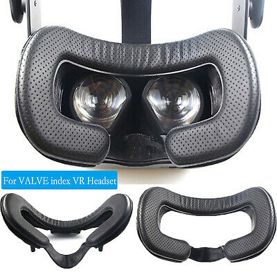 VR Eye Mask Mat Frame Magic Sticker Cushion Pad Cover for VALVE index VR Headset