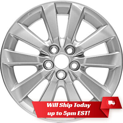 "New Set of 4 16"" Replacement Alloy Wheels Rims for 2003-2011 Toyota Corolla"