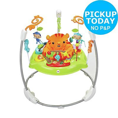 Fisher-Price Roaring Rainforest Jumperoo 3+ months