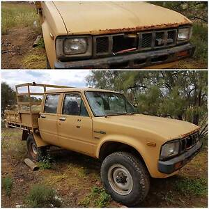 1983 Toyota Hilux Ute Port Pirie Port Pirie City Preview