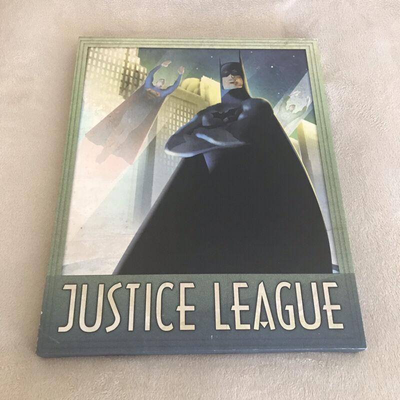 Justice League DC Comics Wall Art - 20x16