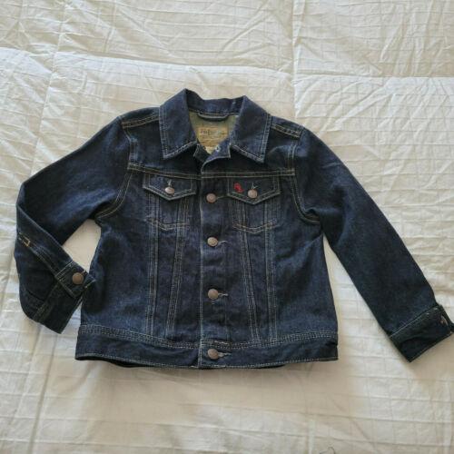 Polo Ralph Lauren Denim Jean Jacket Boy