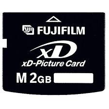 Fujifilm 2 Go xD-Picture type M Carte mémoire pour appareil photo numérique