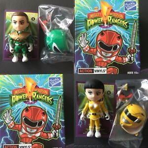 Loyal Subjects Mighty Morphin Power Rangers Action Vinyl figures