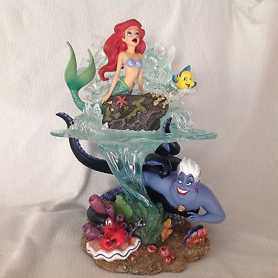 Disney The Little Mermaid Ariel PART OF YOUR WORLD Limited Edition Figurine-NIOS