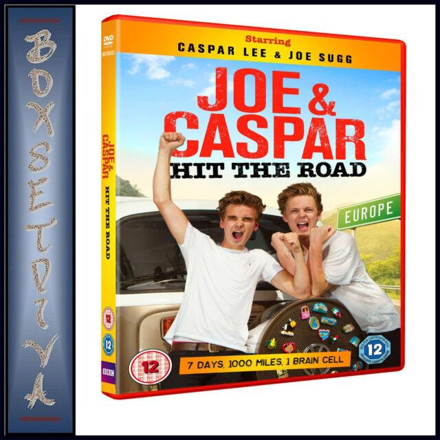 JOE AND CASPAR - HIT THE ROAD  *BRAND NEW DVD***