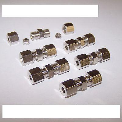 Bremsleitungsverbinder 4,75mm Bremsleitung Verbinder 10 Stück Chrysler Stratus