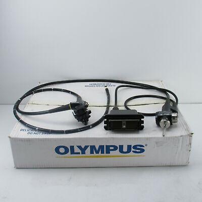 Olympus Gf Uc140p-al5 Endoscopic Ultrasound Video Gastroscope