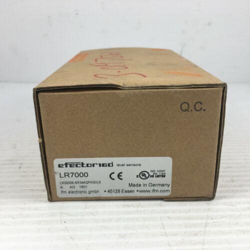 IFM LR7000 Efector Sensor