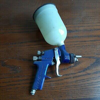 Sharpe Cobalt Paint Spray Gun Hvlp Gravity Feed Fed
