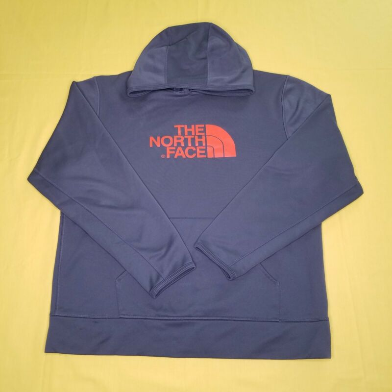 The North Face Hoodie Sweatshirt Size Youth Large