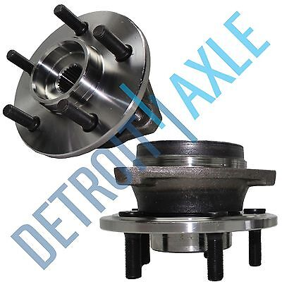 Fit 2000 2001 2002 2003 2004 2005 2006 Jeep Wrangler TJ Front Wheel Bearing Hub