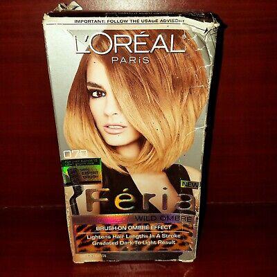 L'Oreal Feria #070 Brush-On Ombre Effect Dark Blonde to Light