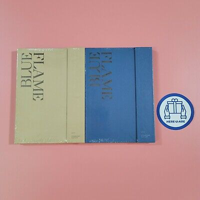 ASTRO SEALED Blue Flame 6th Mini Album Story +Book ver set photo card all pack