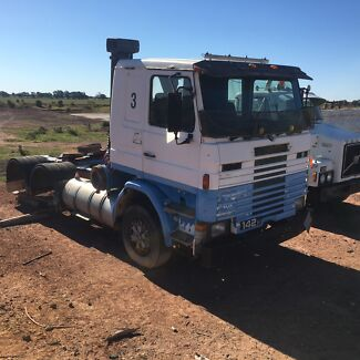 Scania 142H Wyalong Bland Area Preview