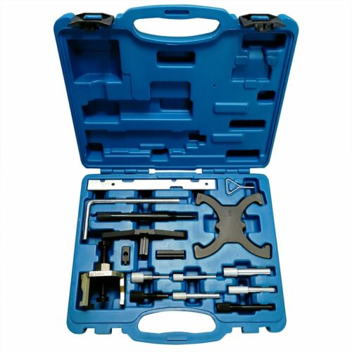 Camshaft Engine Cam Alignment Timing Locking Tool Kit For Chevrolet 1.6 1.8 UPS