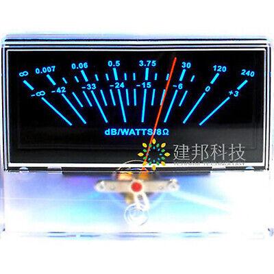 P-97 Vu Meter Audio Volume Unit Indicator Peak Amp Db Table Panel Level Meter