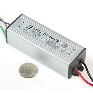 50W-Watt-High-Power-LED-Driver-AC85V-265V-50-60HZ-Waterproof