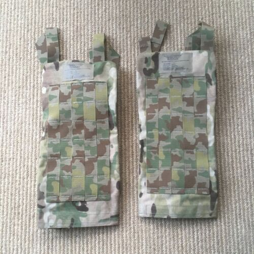 Soldier Plate Carrier System-Cummerbund Pair -Med-Large. USA- 1 pair. Molle