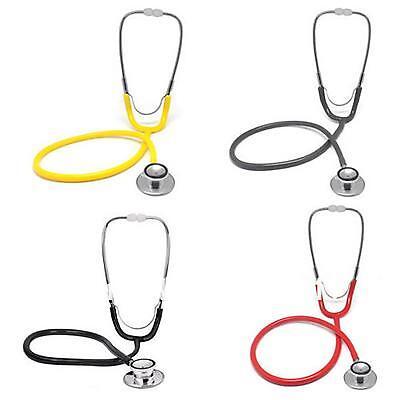 Family Medical Emt Dual Head Stethoscope For Pro Nurse Doctor Vet Student Health