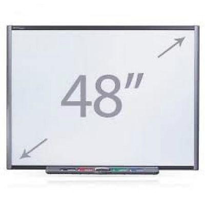 """Smart Board SB640 48"""" diagonal Interactive White Board NEW"""