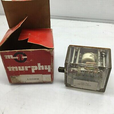 Murphy 100-ph Tattletale Magnetic Switch