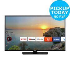 Hitachi 50 Inch Full HD 1080p Freeview Play Smart WiFi LED TV - Black