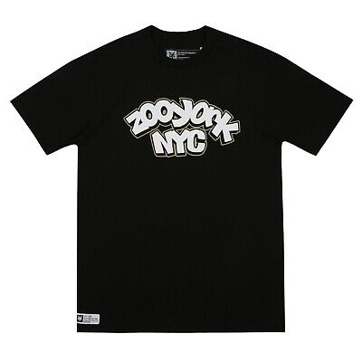 Zoo York - Wildstyle - Official - Mens - T-shirt - Black - Sizes S-XXL