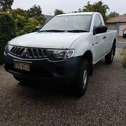 Mitsubishi triton ML MY09 GL 2 door manual 5 speed Forest Lake Brisbane South West Preview