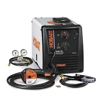 Hobart Handler 190 Mig Wire Welder 500554