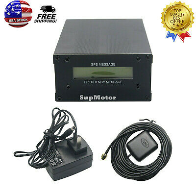 Gpsdo Gps Colck 10m With Lcd Display Frequency Message Disciplined Oscillator Us