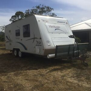 2005 Jayco Heritage Glenvale Toowoomba City Preview