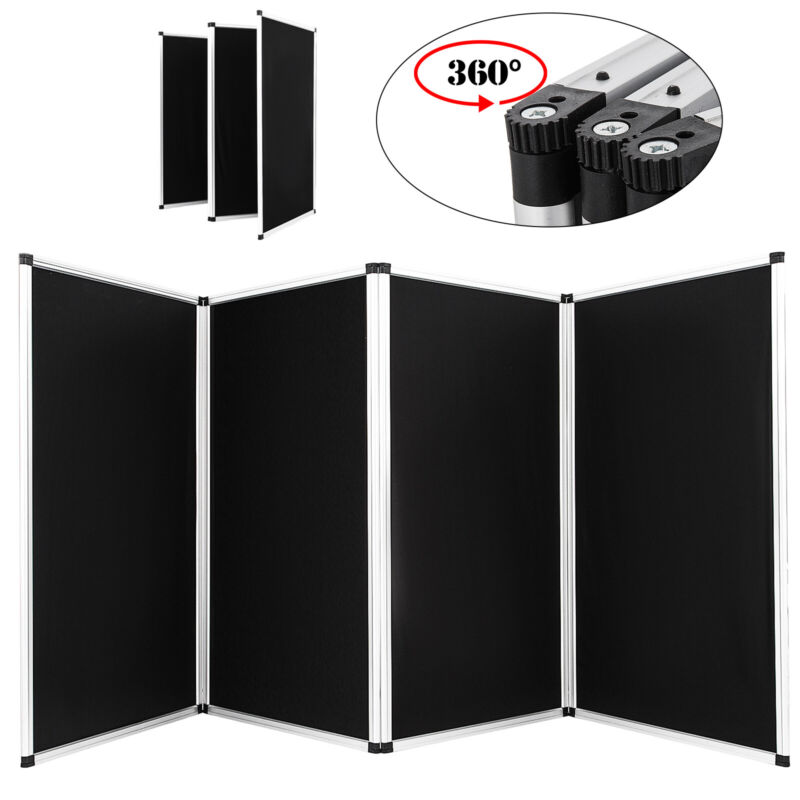 """110 X 47"""" DJ Event Facade Booth Show Display Sturdy Aluminum Frame Easy Set Up"""