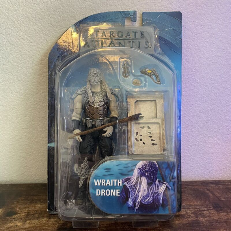 Stargate Atlantis Diamond Select Wraith Drone Figure
