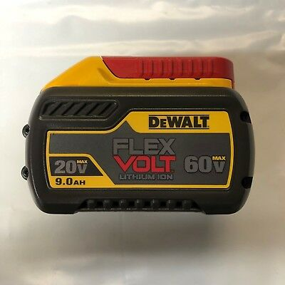 Dewalt DCB609 60 volt Flex Volt 9 amp Battery NEW