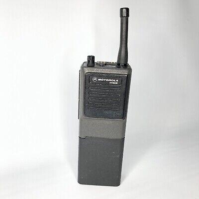 HT600E Motorola Handheld Radio Transceiver HT Walkie-Talkie HT-600E