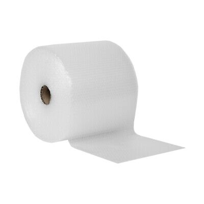 Duck Brand 12 In. X 150 Ft. Clear Original Bubble Wrap Cushioning